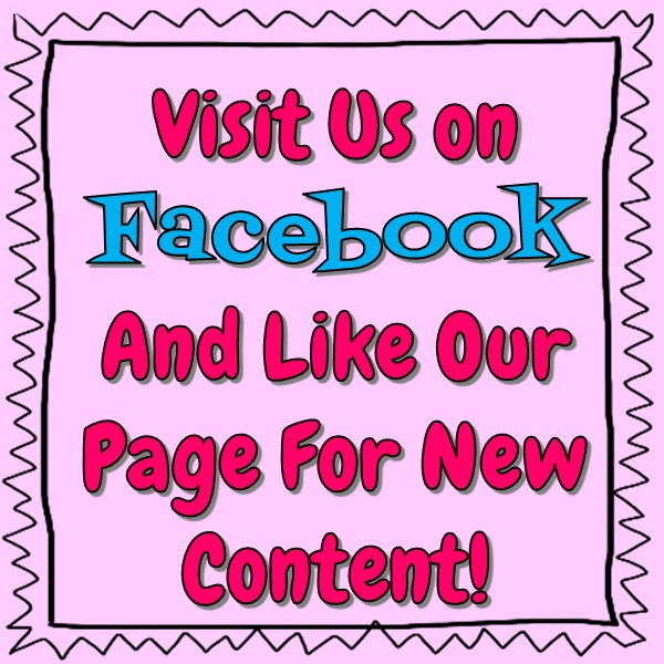Visit Us on Facebook and Like Our Page for New Content!