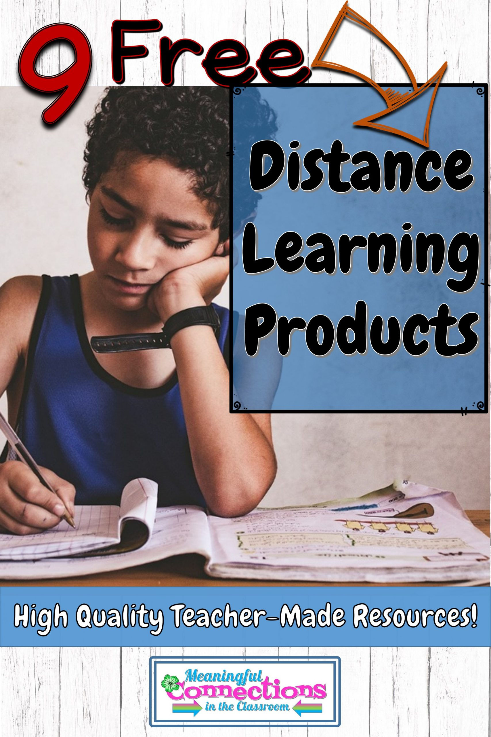 9 Free Distance Learning Products